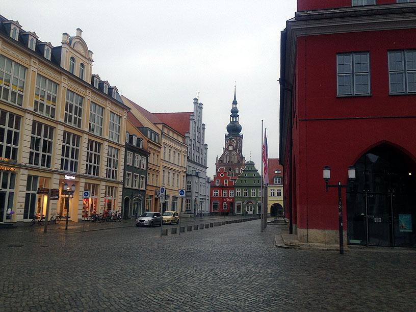 Greifswald Zentrum