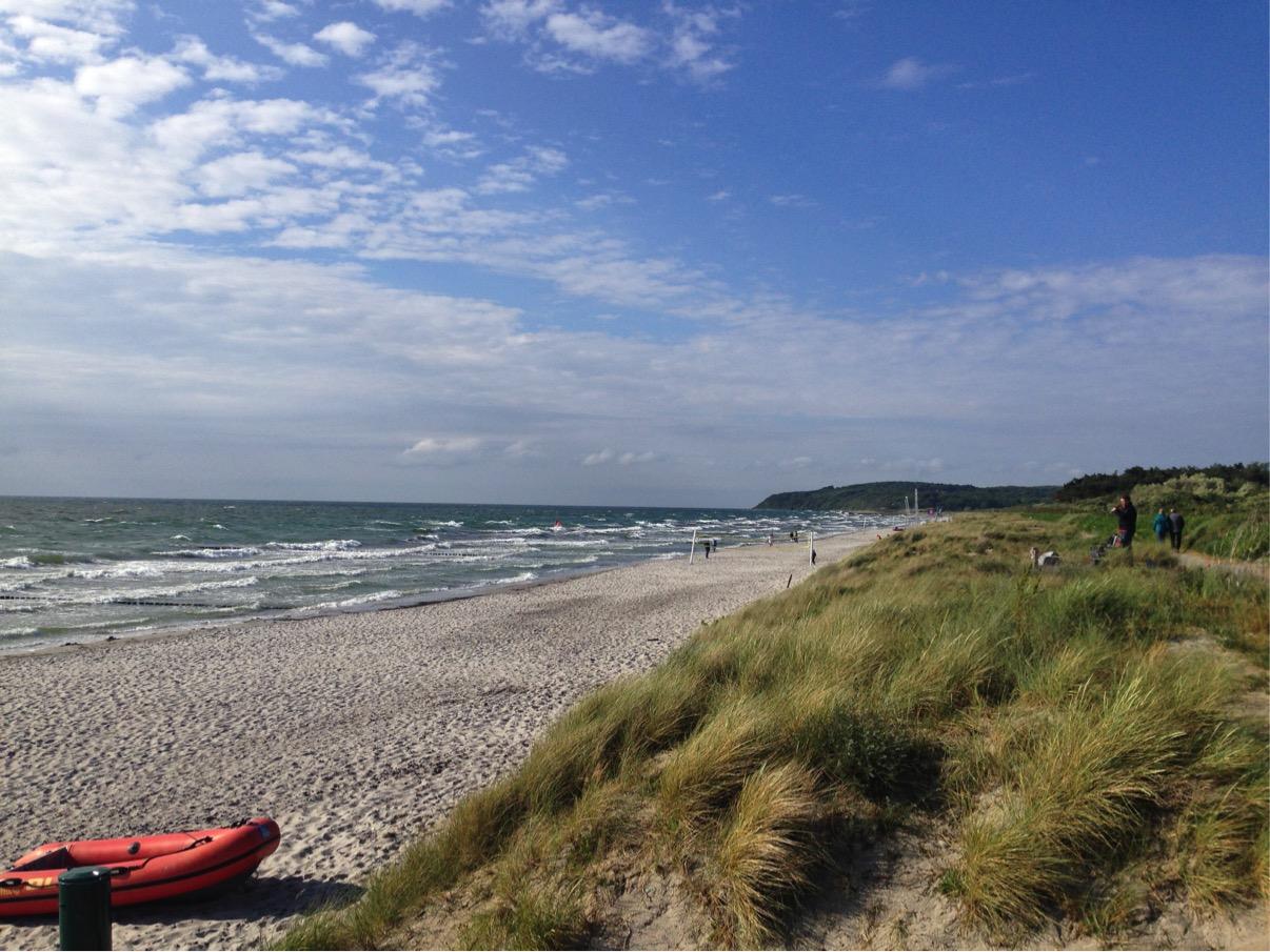 Vitte Strand