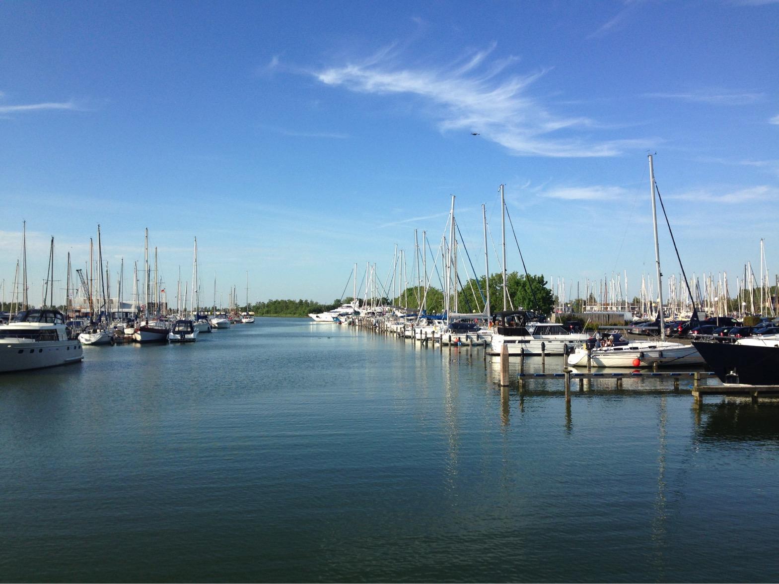 Enkhuizen Hafen