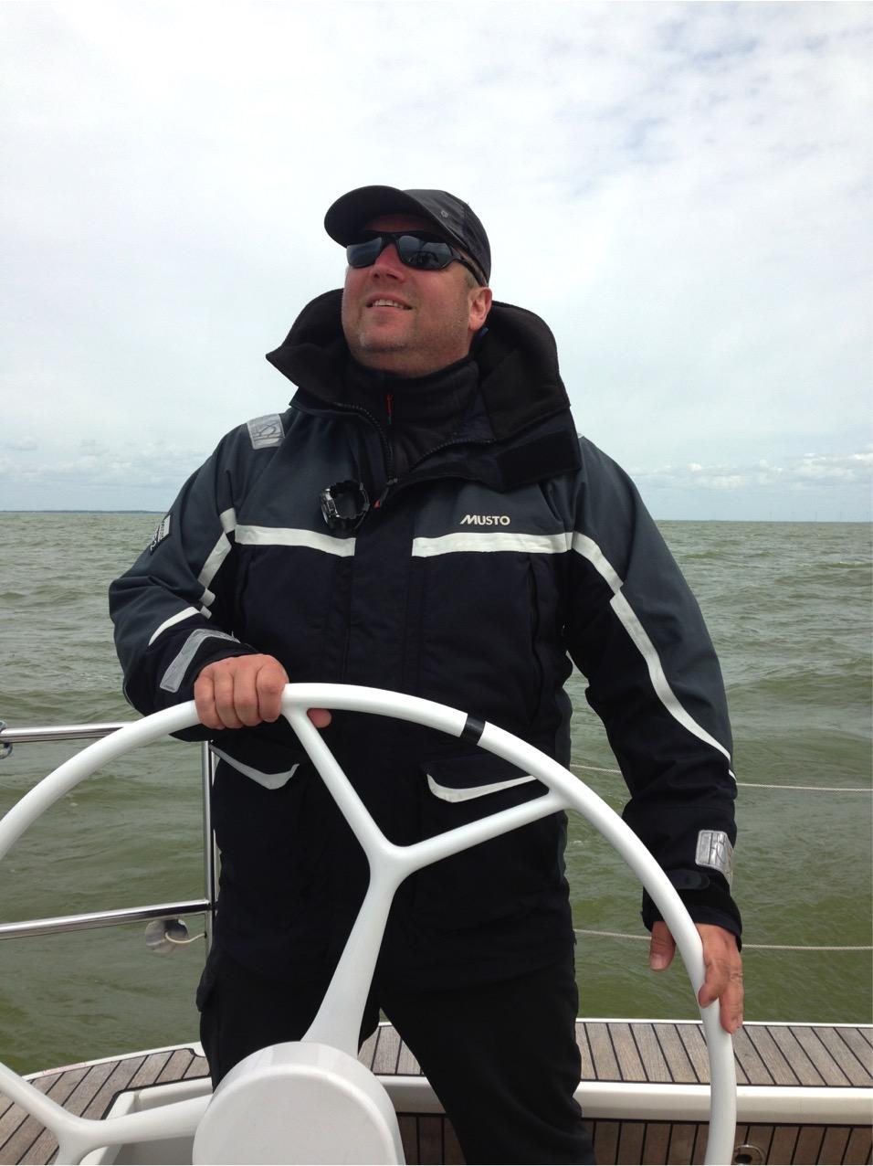 Skipper Ijsselmeer